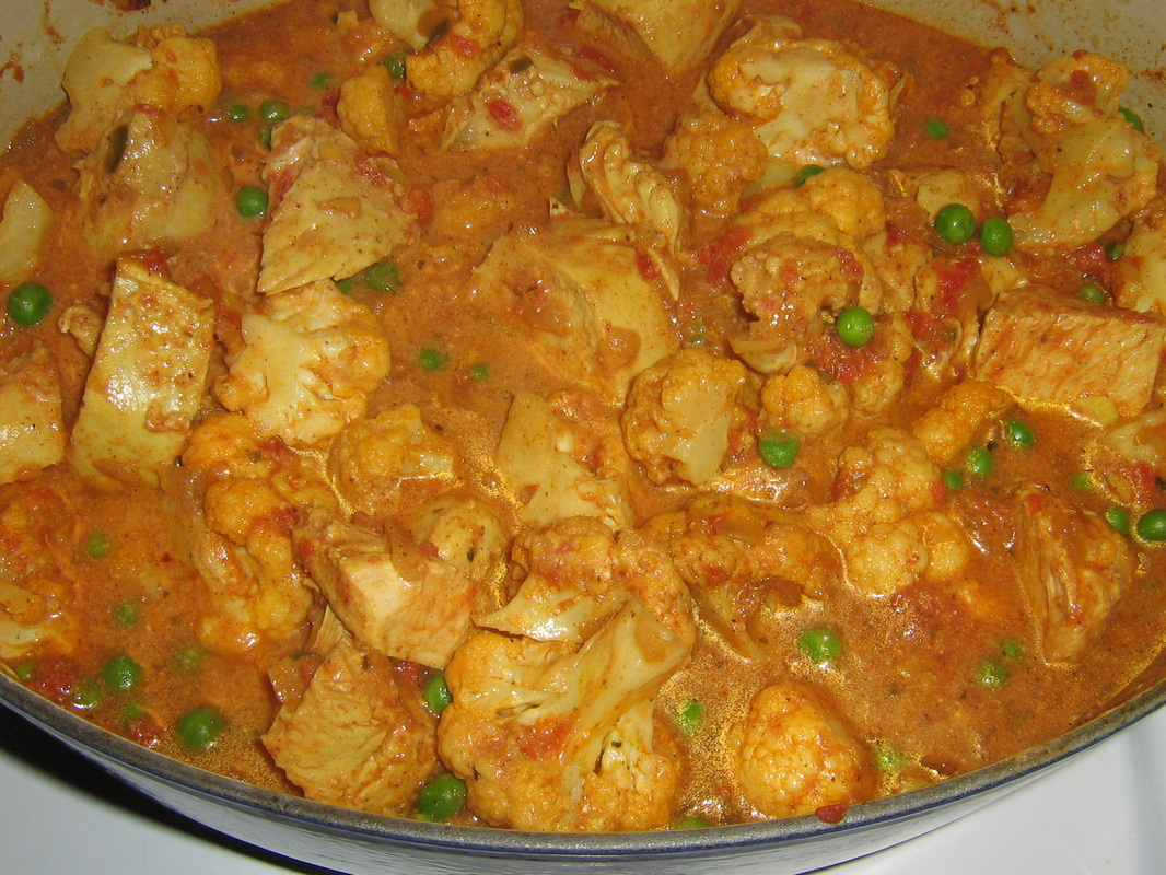 spicy chicken curry south - photo #40
